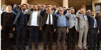 """""""Barış pınarı harekatını destekliyoruz"""
