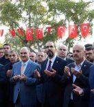 Kahramanmaraş'ta Çarşı Pazar Şenliği Başladı
