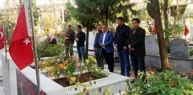 Nuri Pakdil BİLSEM'den Şehitlik Ziyareti