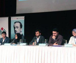 Anadolu Mektebi'nin Necip Fazıl Kısakürek, Paneli Kahramanmaraş'ta Yapıldı