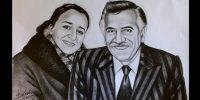 Özel ve eşsiz bir hediye önerisi : Karakalem portre resim çizimi