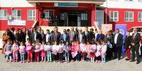 Kavlaklı Hasan Gökçe Ortaokulunda Ana Sınıfı Materyalleri Dağıtıldı
