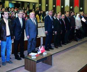 KSÜ'de Anadolu Mektebi ve Necip Fazıl Kısakürek Rüzgarı Esti