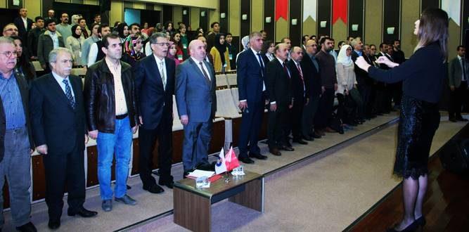 Anadolu Mektebi KSÜ'de Necip Fazıl Kısakürek'i Anlattı