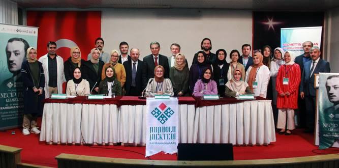 Anadolu Mektebi Paneli Necmettin Erbakan Kız AİHL'de