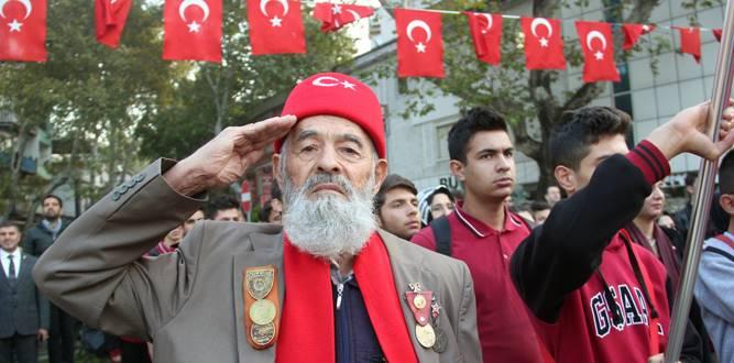 Mustafa Kemal Atatürk Kahramanmaraş'ta Anıldı