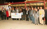 Kahramanmaraş'ta faaliyet gösteren STK'lara yönelik seminer verildi.