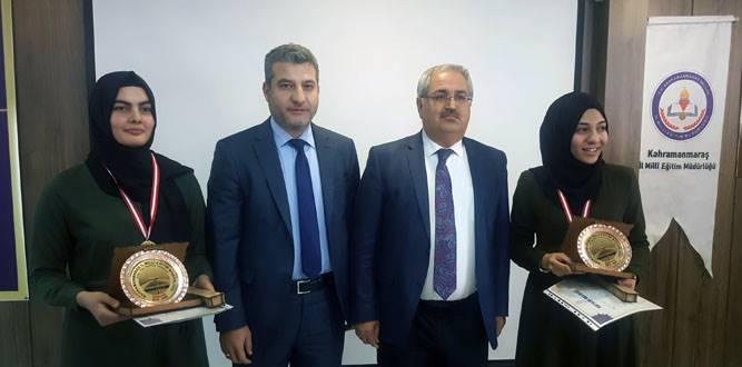 Akşemseddin Kız Anadolu İHL ve Ortaokulu için gurur günü
