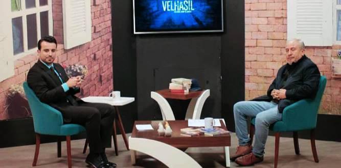 VELHÂSIL'ın Yeni Bölüm Konuğu Vedat Ali Kızıltepe Oldu
