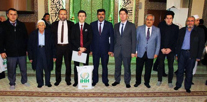 """Kahramanmaraş'ta """"Genç Sada"""" Kur'an-ı Kerim'i Güzel Okuma Yarışması"""
