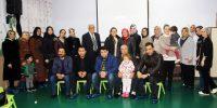 Süreyya Güneş Ana Okulu Şair Hanifi Kara'yı Konuk Etti