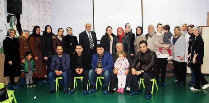 Eğitimci, Şair Hanifi Kara , Süreyya Güneş Ana Okulunda