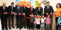 Dulkadiroğlu HEM'de Çocuk Bakım ve Oyun Odası Fotoğrafları