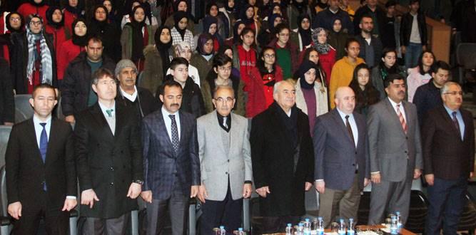 """Hakk'ın Sesi Mehmet Akif"" konulu konferans"