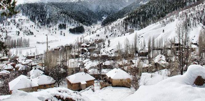 Kahramanmaraş'ta Eğitime Kar Engelli