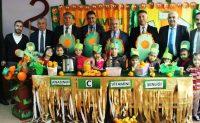 Kahramanmaraş'ta Yemekte Denge Projesi kapsamında C Vitamini Şenliği