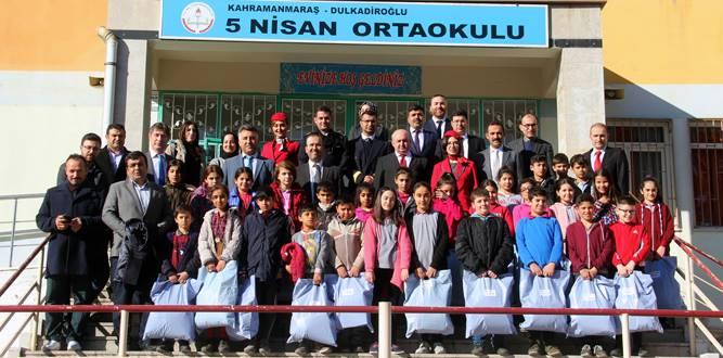 THY Kahramanmaraş'ta öğrencilere eğitim semineri verdi