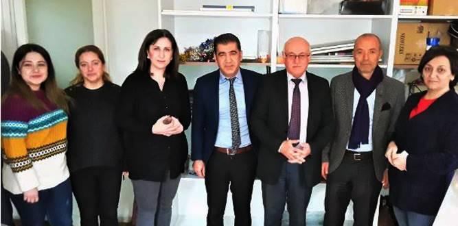 Şirikçi,Kahramanmaraş Dulkadiroğlu HEM'i Ziyaret Etti