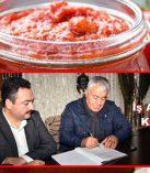 Elbistan Salçası Türkiye'ye Pazarına Açılıyor