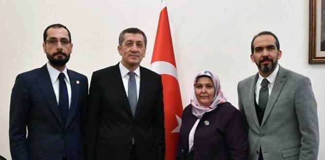 Türkoğlu'na Fen Lisesi Açılıyor.
