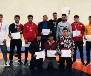 Kahramanmaraş Spor Lisesi Güreş Takımı Sivas'ta Türkiye Şampiyonasına Katılacak