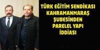 Kahramanmaraş Türk -Eğitim-Sen'den Zehir Zemberek basın açıklaması