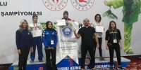 Kahramanmaraş'ta Şampiyonlar Yetişiyor