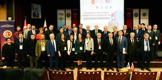 KSÜ'den Kurtuluşunun 100. Yılında Uluslararası Sempozyum Gerçekleştirdi