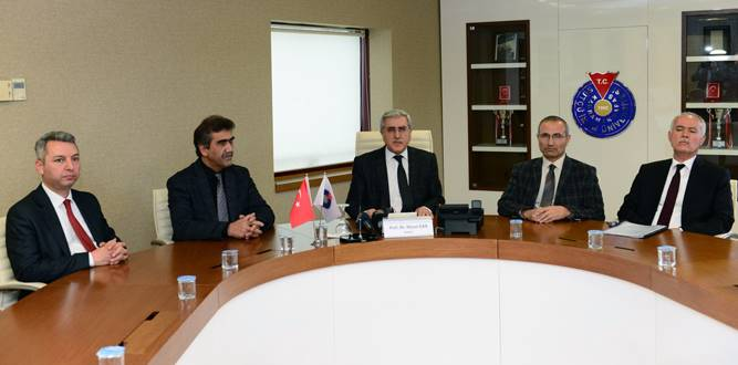 KSÜ Rektörü Can, Karacasu Yerleşkesi ile ilgili açıklama yaptı