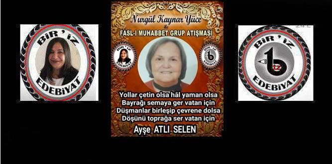 Nurgül Kaynar Yüce İle Fasl-ı Muhabbet Grup Atışması-35