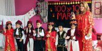 Onikişubat Menekşe Anaokulundan 100'de 100 Proje Fotoğrafları