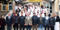 Kahramanmaraş'ta kantincilere sağlıklı gıda üretimi konusunda eğitim verildi