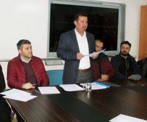 Kahramanmaraş Onikişubat Osman Gazi Ortaokulunda Öğretmenler Kurulu Yapıldı