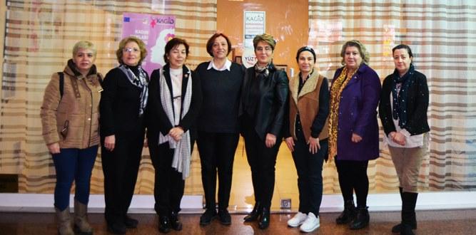 Kadın Platformu'ndan Kibar Özdemir'e Tam Destek