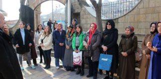 Aday Öğretmenleri Pazartesi Grubu Ulu Camii Ve Yum Baba Türbesinde…