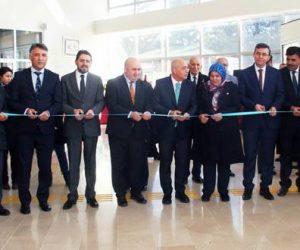 Kahramanmaraş'ta 100. Yıl kutlamaları kapsamında HEM'den Resim Sergisi