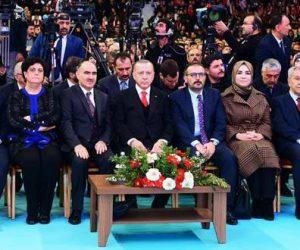 Cumhurbaşkanı Erdoğan Kahramanmaraş'ın Kurtuluş Bayramına Katıldı