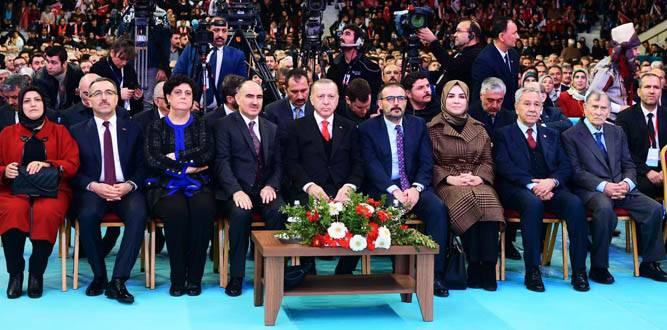 Cumhurbaşkanımız Kahramanmaraş'ımızın Kurtuluş Bayramında