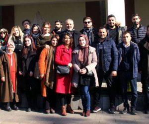 Onikişubat Aday Öğretmenler Pazartesi Grubunun Müze Ziyaret Fotoğrafları