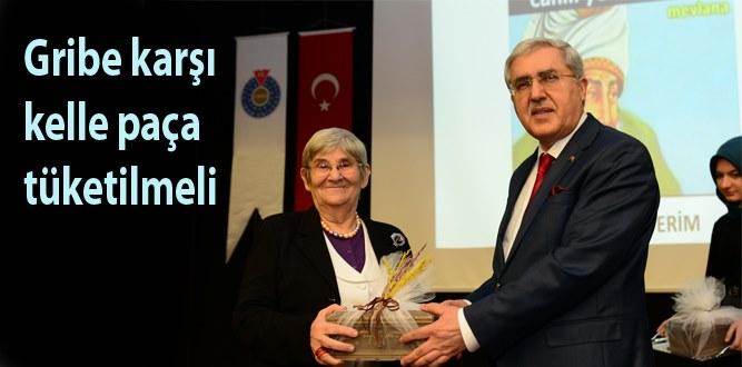 Prof. Dr. Canan Karatay Kahramanmaraş'ta