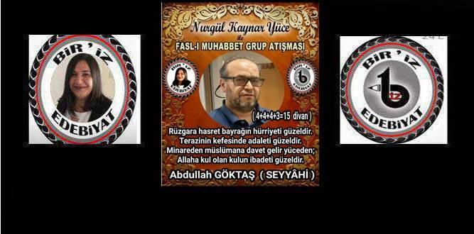 Nurgül Kaynar Yüce İle Fasl-ı Muhabbet Grup Atışması-34
