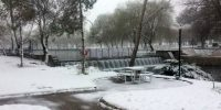 Elbistan'da Kar Yağışı Hayatı Olumsuz Etkiledi