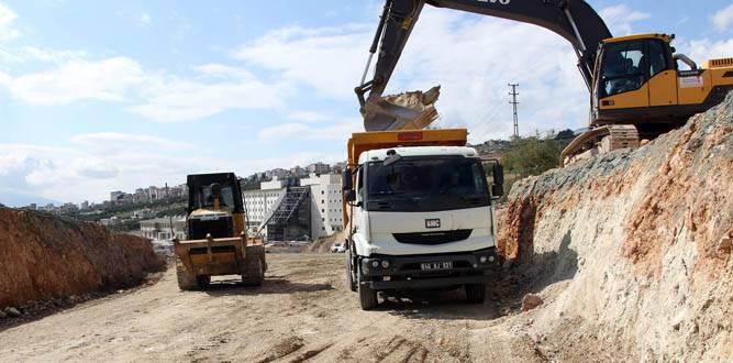 Kahramanmaraş'a Yeni Bir Bulvar