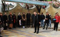 Aday Öğretmenleri Perşembe grubunun Ulu Cami ziyaret fotoğrafları