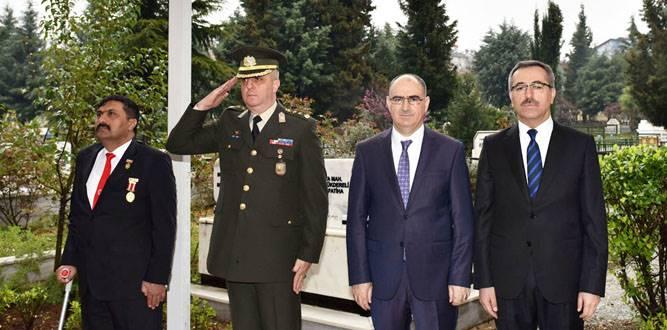 Kahramanmaraş'ta Çanakkale Zaferi ve 18 Mart Şehitleri Anma Günü