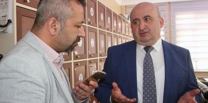 İl Millî Eğitim Müdürü Yılmaz,dan Korana virüsü açıklaması