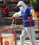 Çöp Konteynırlarına Koronavirüs Takibi