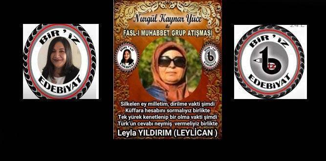 Nurgül Kaynar Yüce İle Fasl-ı Muhabbet Grup Atışması-36