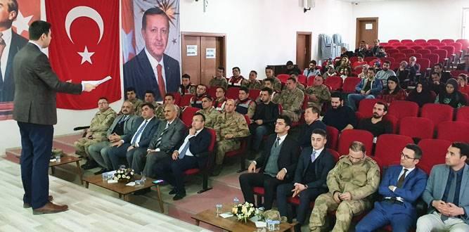 Elbistan Cumhuriyet Savcılığı Afşin'de Bilgilendirme Toplantısı Yaptı