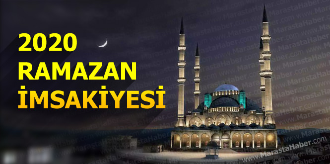 İzmir 2020 ramazan imsakiye iftar vakti ve sahur saati